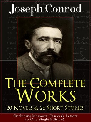 cover image of The Complete Works of Joseph Conrad